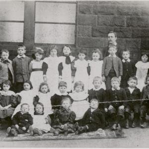 Colden School 4 1890-1900 Negative J.S. Chadwick, Stoodley Lodge, Todmorden 1976.jpg