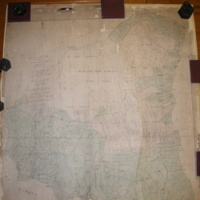 West Stansfield land owners 1816 Peter Coles (entire map from distance).JPG