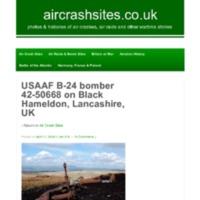 B-24 Liberator 42-50668 - aircrashsites article.pdf