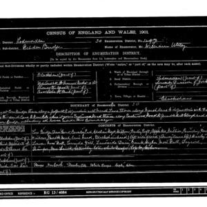 1901 census-Blackshaw_enumeration district 3_description.tif